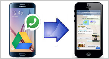 Transfer all photos from iphone to google drive